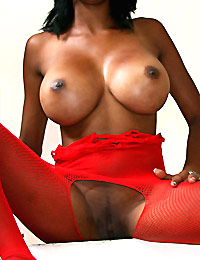 Red Stockings for Your Love
